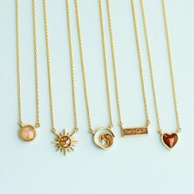 Delicate Dune Collection Jewelry