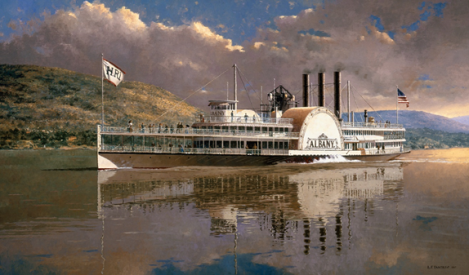 The Dayliner Albany by LF Tantillo