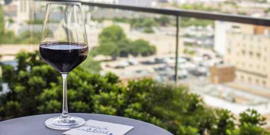 Wine on the Skyline Branch & Bird