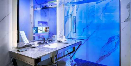 Sinclair Hotel Bathroom