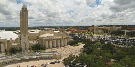 Cultural District Will Rogers Memorial Center Parkingv2