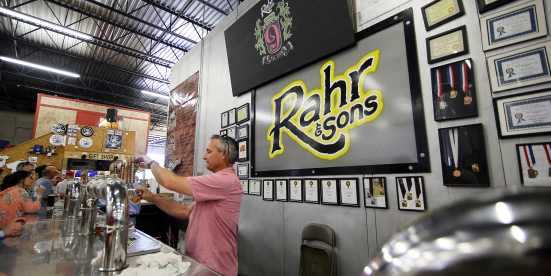 Rahr & Sons Brewing Company
