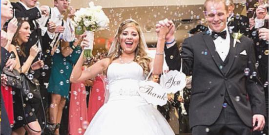 Sheraton Wedding Photo