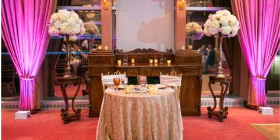 Intimate Weddings City Club