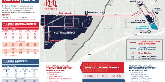 New Dash Map