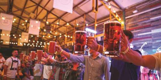 Oktoberfest - Beer Stein