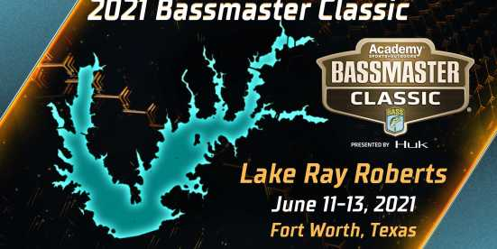 2021 Bassmaster Classic On Ray Roberts Lake In Fort Worth, TX