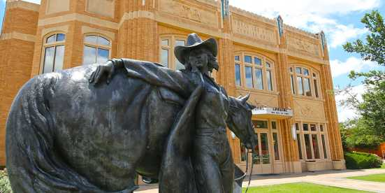 Cowgirl Museum Header