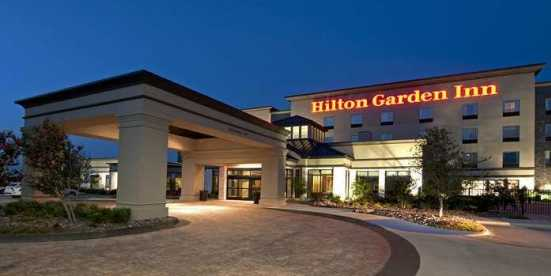 Hilton Garden Inn Alliance