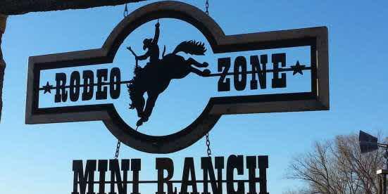 Rodeo Zone Mini Ranch