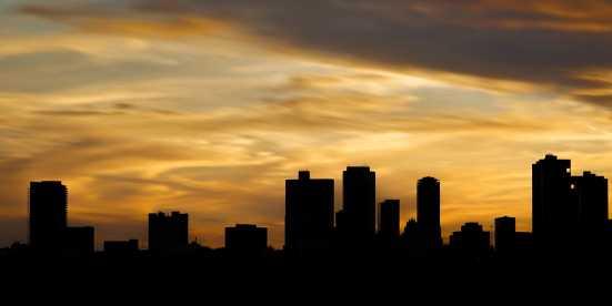Copy of Skyline Sunset