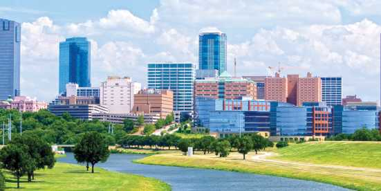 Fort Worth Skyline Header