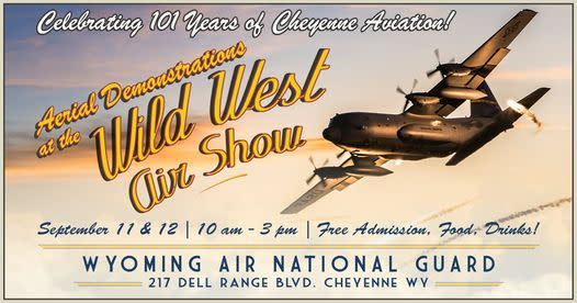 Wild West Air Show at the Air National Guard