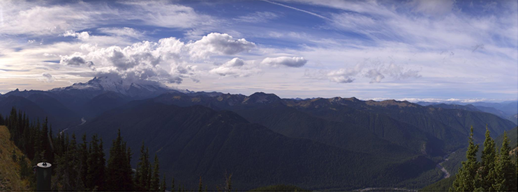 Crystal Mountain Ski Resort Live Webcam