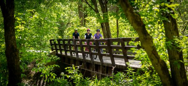 Bike the Greenbelt - Free Things To Do