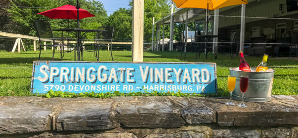 Spring Gate Tasting - Free Things To Do