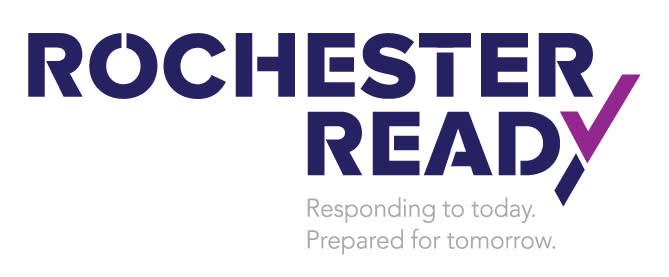 Rochester Ready logo