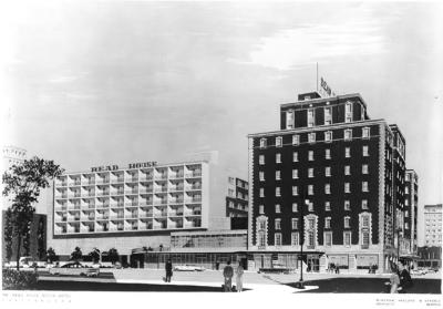 MOTOR INN ADDITION AT THE READ HOUSE (1960)