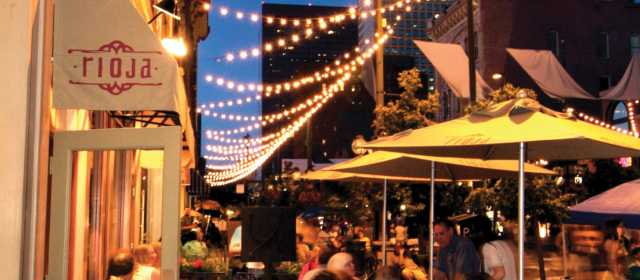 Romantic Restaurants Visit Denver