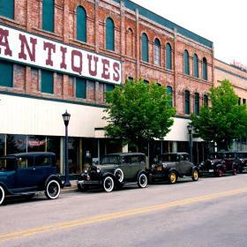 Model T Car Club - Bay City Antique Center