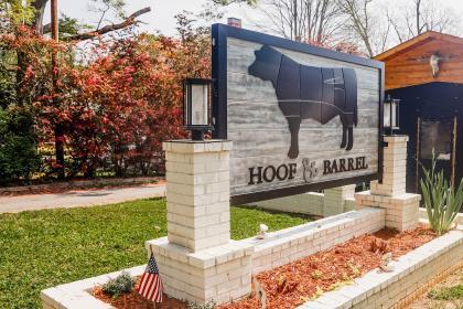 Hoof & Barrel