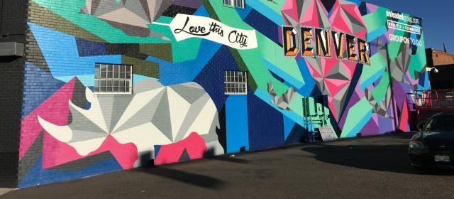 Denver S Love This City Mural Artist Visit Denver Blog