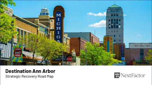 Destination Ann Arbor Strategic Recovery Plan