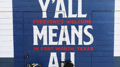 Copy of Y'all Means All mural