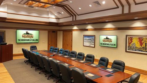 Gatlinburg Convention Center Boardroom