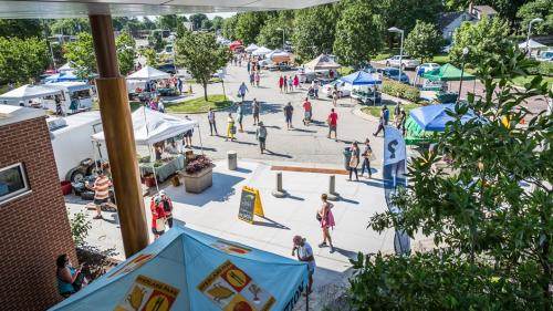 Everything You Need to Know About the OP Farmers' Market