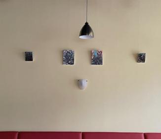 Cafe 108 Wall Art