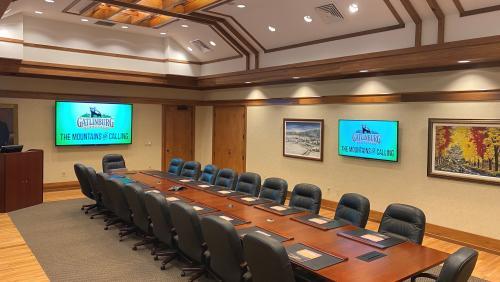 Gatlinburg Boardroom
