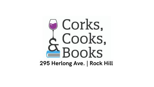 Corks, Cooks, Books