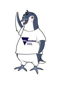Melbourne Penguin Avatar
