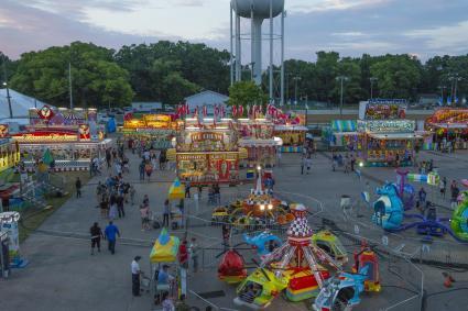 Tippecanoe County Fair