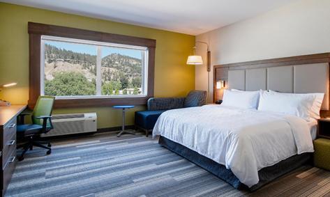 DTN - STL - Holiday Inn Express & Suites Kelowna East