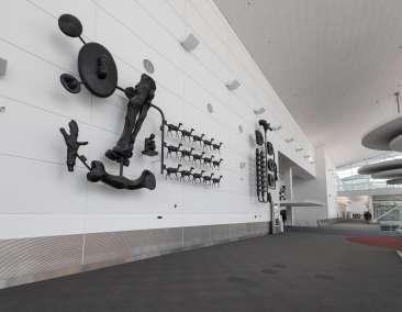 Colorado Convention Center public art