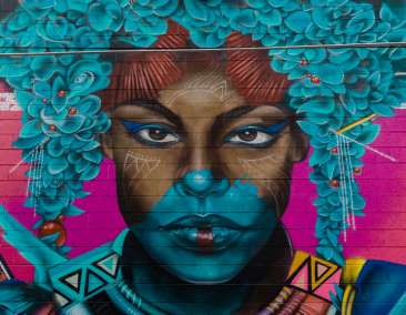 CRUSH Walls street art festival