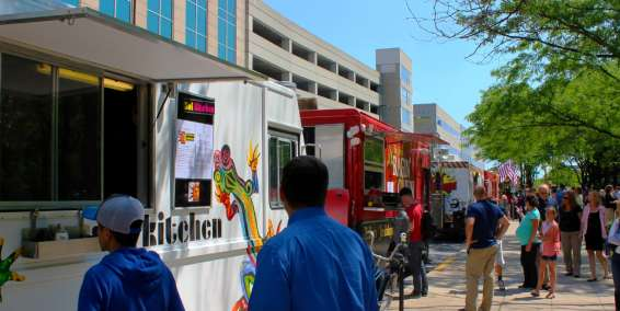 Fort Wayne Food Trucks Directory Visit Fort Wayne Indiana