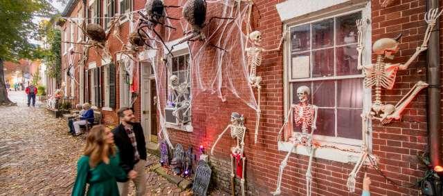 Halloween Restaurant Events Alexandria Va 2020 Halloween in Alexandria VA | Haunted Tours & Events