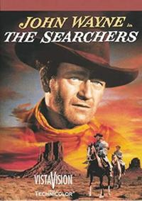 the searchers PAC movie poster