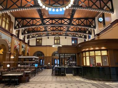 Harvest Hall - Main Area