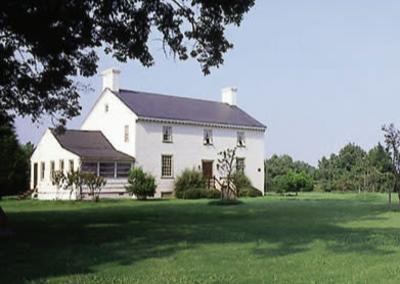 Upper Wolfsnare House