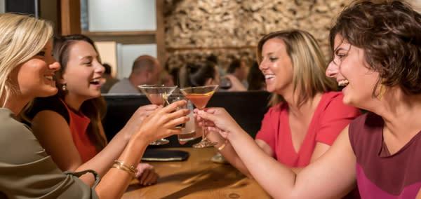 millworks cocktail toast