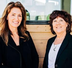 Heather Martyn & Ellen Kendall