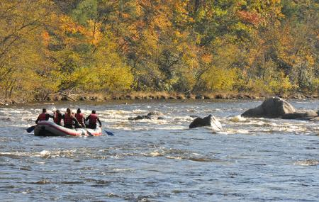 Whitewater Rafting on the Lehigh River in the Poconos