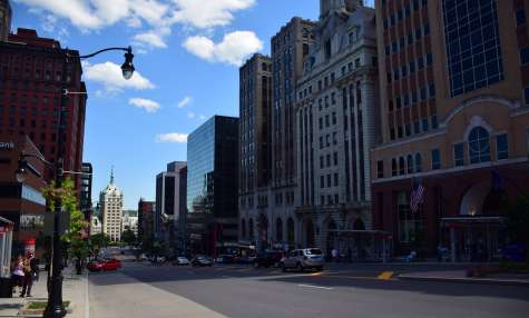 Downtown Albany