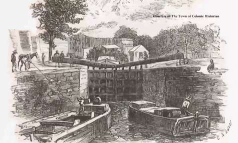 How the Erie Canal Was Constructed