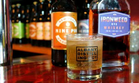 Spirit of Albany Nine Pin Albany Distilling