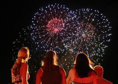 Shippensburg Fireworks